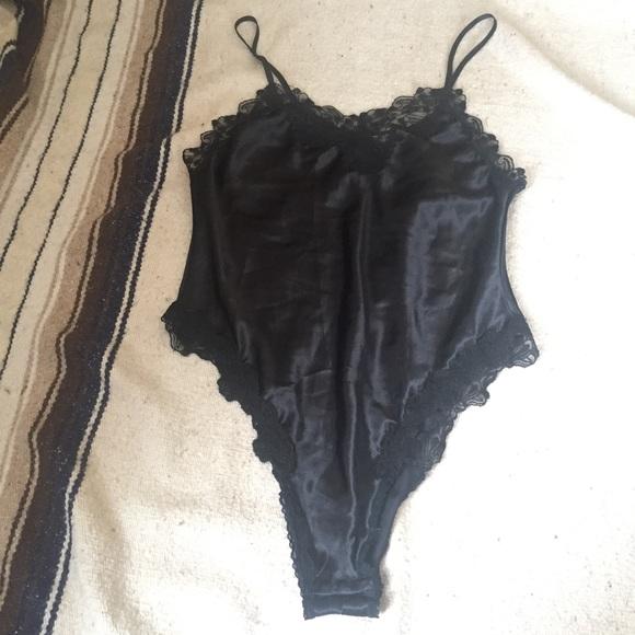 0fada2120b Vintage 80s Victoria s Secret Teddy. M 5ae25b0246aa7cd3ea55de0e